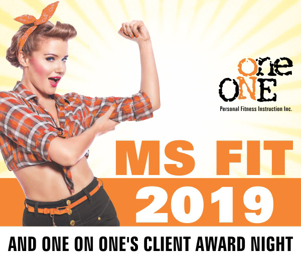 MS FIT 2019 AND ONE ON ONE'S CLIENT